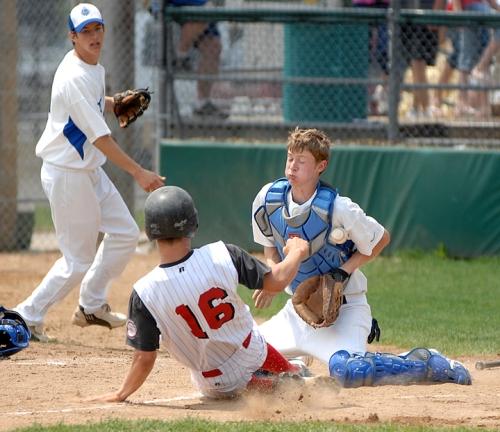 Cotter Baseball